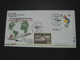 26th Nov 2003 Final Ever Flight Of A CONCORDE - British Airways G-BOAF (216) BA 9020C  **** EN ACHAT IMMEDIAT **** - Concorde
