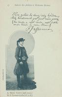 GALERIE DES ARTISTES ET ECRIVAINS BRETONS - LE BARDE TALDIR (JAFFRENNOU) NE A CARNOEL-CALLAC - France