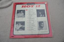 Hot 12 - Lowell Fulsom - Little Richard - Mary Love - B.B. King - Soul Sound 30.008 - 1967 Netherlands - Soul - R&B