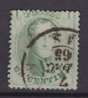 N° 13 B - 1863-1864 Medaillons (13/16)
