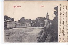 CPA Old Pc Hongrie Tapic Bicske - Hungría