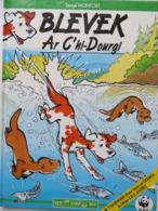 BD En Breton 1992 BLEVEK T1 : Ar C'hi-Dourgi  Ed Keit Vimp Bev - Libros, Revistas, Cómics