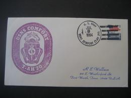 Vereinigte Staaten- US Navy USNS Comfort T-AH 20 - Colecciones & Lotes