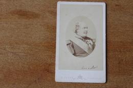 Cdv Le Maréchal Canrobert  Avec  Décorations   Par Le Jeune  Second Empire - Guerra, Militares