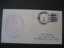 Vereinigte Staaten- US Navy USS Arthur W Radford DD-968 - Sammlungen