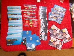 Cartes Téléphonique-lot De 210 Grammes ! - Phonecards