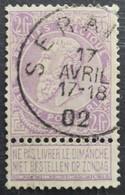 Timbres De Belgique N° 67 - 1893-1900 Barba Corta
