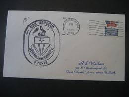Vereinigte Staaten- US Navy USS Estocin FFG-15 - Sammlungen