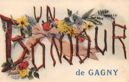 93-GAGNY-N°424-G/0093 - Gagny