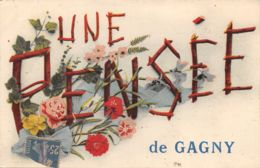 93-GAGNY-N°424-G/0095 - Gagny