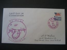 Vereinigte Staaten- US Navy USS Guadalcanal LPN-7 - Sammlungen