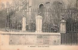 92 Sceaux Jardin Des Felibres - Sceaux