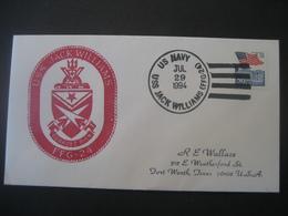 Vereinigte Staaten- US Navy USS Jack Williams FFG-24 - Sammlungen