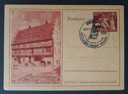DR 1942, Postkarte P293b BERLIN - Allemagne