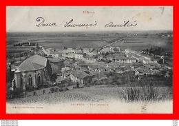 CPA (11) BELPECH.  Vue Générale...S1561 - Autres Communes