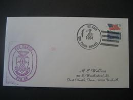Vereinigte Staaten- US Navy USS Thach FFG 42 - Sammlungen