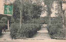 92 Sceaux Le Parc Vue Interieure - Sceaux