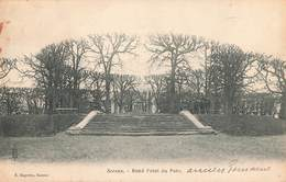92 Sceaux Rond Point Du Parc - Sceaux