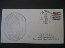 Vereinigte Staaten- US Navy USS Ford FFG 54 - Sammlungen