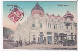CPA Old Pc Hongrie Sátoraljaújhely - Hungría