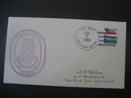 Vereinigte Staaten- US Navy USS Stump - Sammlungen