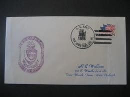 Vereinigte Staaten- US Navy USS Cape Cod AD 431 - Sammlungen