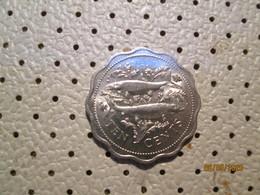 BAHAMAS 10 Cents 1989    # 2 - Bahamas