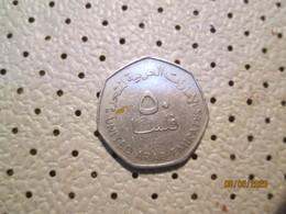 UNITED ARAB EMIRATES 50 Fils 1998    # 2 - Emirats Arabes Unis