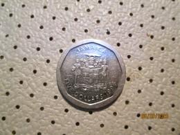 JAMAICA 5 Dollars 1996    # 2 - Jamaica