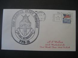 Vereinigte Staaten- US Navy USS Samuel Eliot Morison FFG 13 - Sammlungen