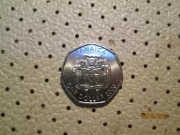 JAMAICA 1 Dollars 2003    # 2 - Jamaica
