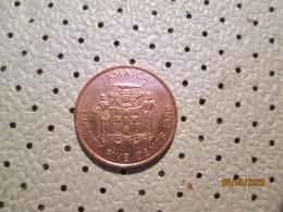 JAMAICA 25 Cents 1996   # 2 - Jamaica