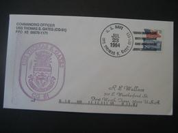 Vereinigte Staaten- US Navy USS Thomas S. Gates CG 51 - Sammlungen