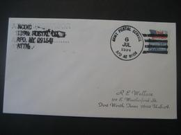 Vereinigte Staaten- US Navy Army Postal Service - Sammlungen