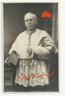 St JEAN DE MAURIENNE Carte Photo 1930 Texte Autographe De Mgr GRUMEL Décès Fils WALTER  BESSANS Lire Texte - Saint Jean De Maurienne