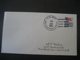 Vereinigte Staaten- US Navy USS Savannah AOR-4 - Sammlungen