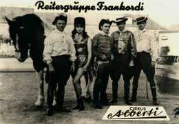 Cirkus Alberti. Reitergruppe Frankordi - Other