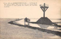 85-ILE DE NOIRMOUTIER-PASSAGE DU GOA-N°434-C/0005 - Ile De Noirmoutier