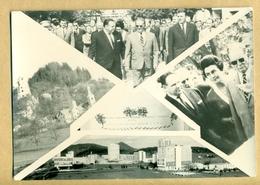 Tito V Velenju, Foto Razglednica, 1969, Josip Broz Tito, Titovo Velenje, Jovanka, Štajerska, Yugoslavia, Jugoslavija - Slowenien