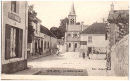 60 COYE - Le Centre Du Pays - Autres Communes