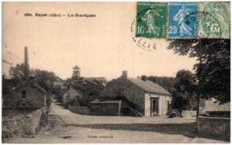 03 DOYET - Les Bourdignats - France