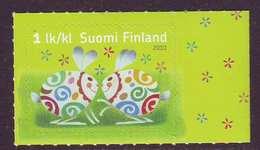 Finnland 2010. Easter - Self Adhesive . Pf.** MNH - Nuevos
