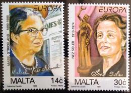 EUROPA        ANNEE 1996          MALTE           N° 958/959           NEUF** - Europa-CEPT