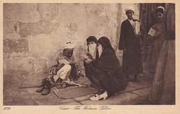 AK Cairo - The Fortune Teller (49886) - Afrika