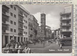 VELLETRI  PIAZZA CAIROLI  BUS + AUTO VG - Velletri