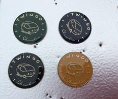 Lot De 4 Twingo Rare - Renault