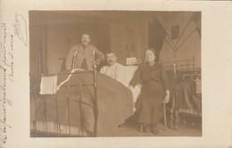 Savigny Sur Orge - Hopital Auxiliaire - Chateau - Blessés - Carte Photo - 1916 - Savigny Sur Orge