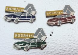 Lot De 3 Safrane Egf Beau Et Rare - Renault