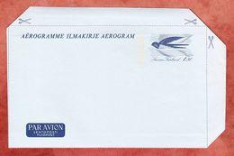 Aerogramme LF 13 Schwalbe, Ungebraucht (93844) - Entiers Postaux