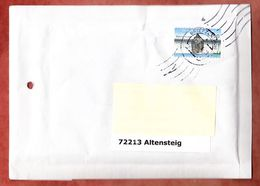Warensendung, Moehnetalsperre Sk, Handroll Welle Briefzentrum 94, Straubing Nach Altensteig 2016 (93845) - [7] République Fédérale